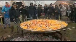 Фестиваль национальной белорусской кухни в