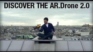Discover the NEW AR.Drone 2.0. Fly & Record in HD