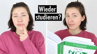 Wieder studieren? Wie gehe ich mit scheitern um? | EURE FRAGEN