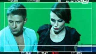 Съёмки клипа Кристины Орса «Не манекен» - Russian Music Box