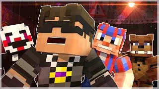 Minecraft FIVE NIGHTS AT FREDDY'S HIDE N SEEK 4!