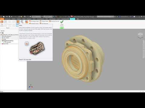 Repairing Surfaces in Autodesk Inventor - Part 1