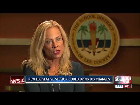 New legislative session could bring big changes in Florida