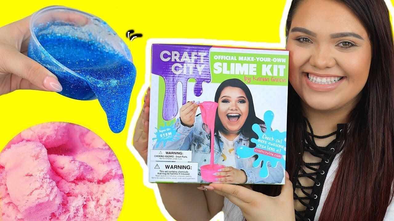 Karina Garcia's DIY Slime by Karina Garcia Paperback – May 23, 2017