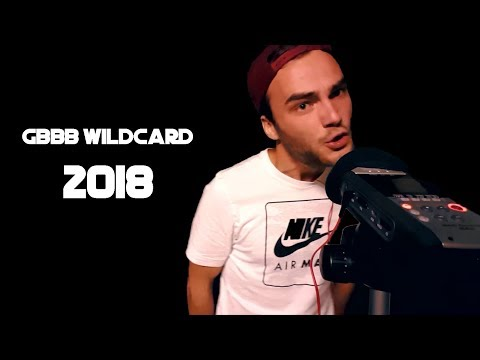 B-Art | GBBB WILDCARD 2018 | EVERYBODY