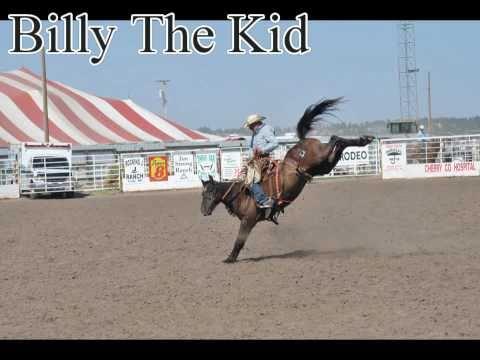 Billy The Kid in Mullen NE 2010