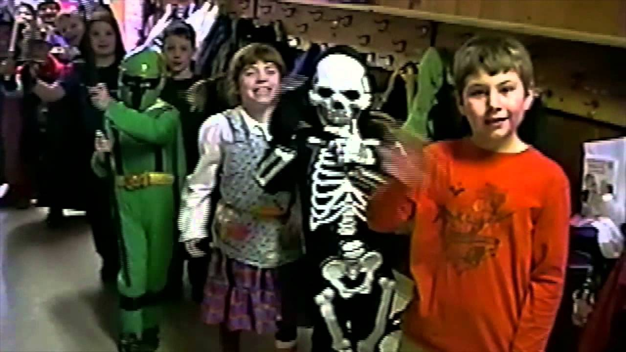 asa adams halloween 2004 - youtube