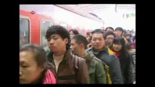 Japonlar Çinliler Metroda Otobüste :)