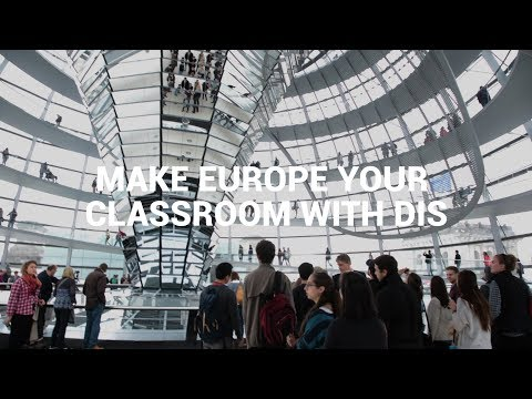 Summer at DIS: Europe as Your Classroom