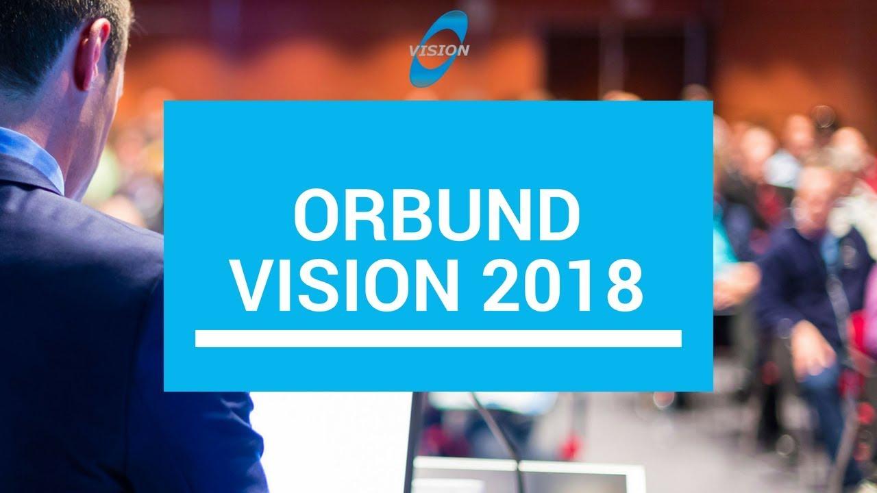 Orbund Vision 2018 Conference Live From Argosy Casino Hotel Spa