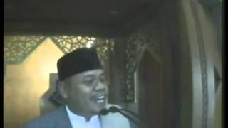 Drs. Kh. Agus Muslim, S.ag - Khutbah Jumat 20 Dese