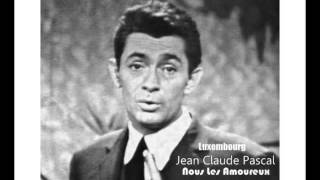 Eurovision Winner 1961 I Jean-Claude Pascal - Nous les amoureux [Luxembourg]