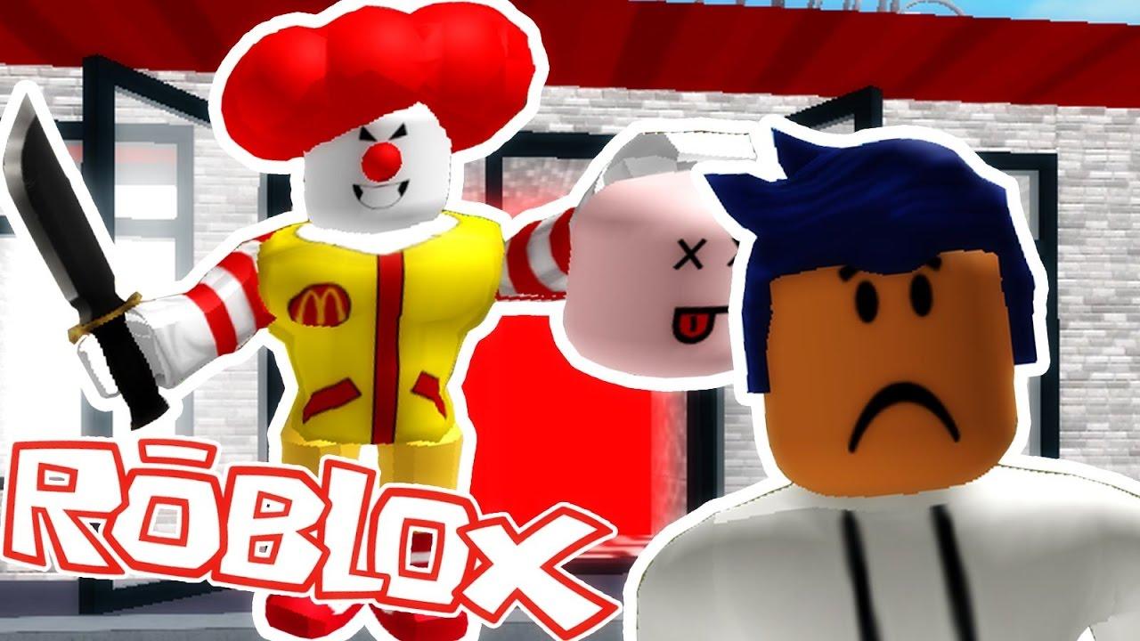 Escape The Fast Food Restaurant Roblox