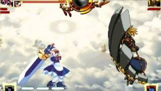 Requiem Mugen Fiona Mayfield #Final (w/Hayato): Judgement (Guilty Gear)