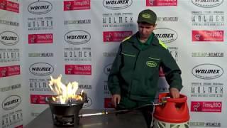 Обзор горелки Wolmex 5TL-01 на природном газе, мощность 15 кВт