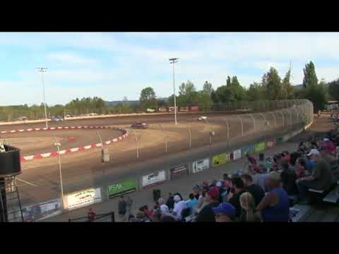 Willamette Speedway Sportsman Heat Aug 5 2017