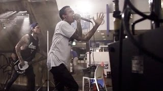 The Amity Affliction - Behind The Scenes of