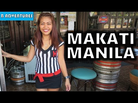 Money Changer & Chilling In Makati Manila, Philippines S3, Travel Vlog #8