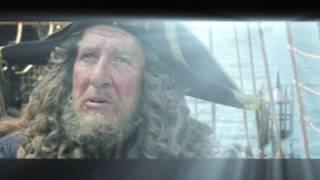 Пираты карибского моря 5. Трейлер.