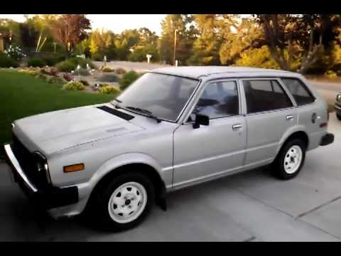 1981 honda civic wagon for sale on ebay youtube. Black Bedroom Furniture Sets. Home Design Ideas