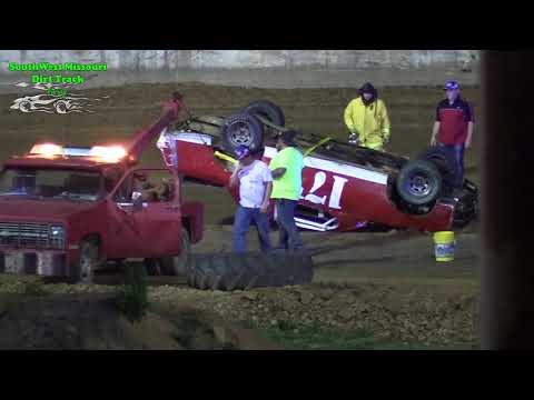 Pure Stock Feature Race - @ Lebanon Midway Speedway 5-11-2018