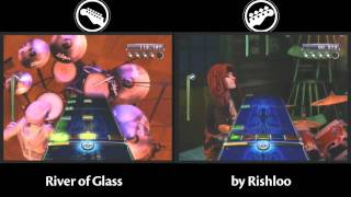 River of Glass by Rishloo - RBN Guitar and Bass Charts [ERG]