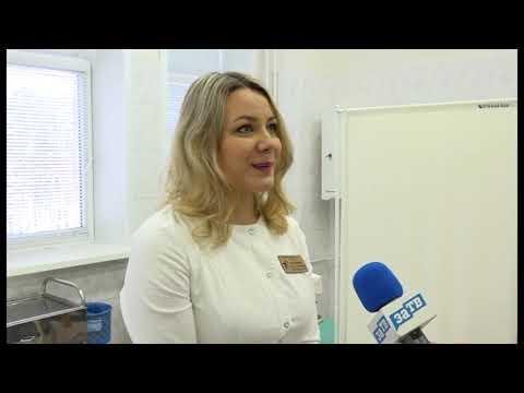 Одна из лучших медсестер ФМБА России работает в Заречном