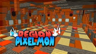 LE CASINO | PIXELMON REGION | Ep.5