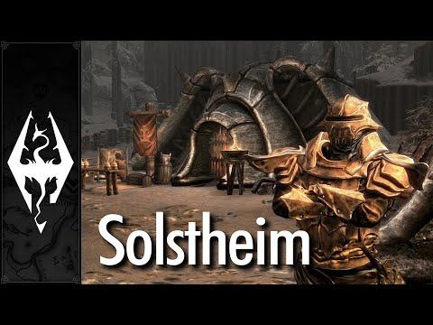 Skyrim -  & Ambience - Solstheim