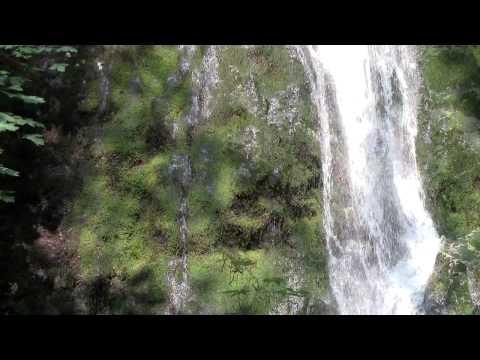 Madison Falls near Elwa entrance Olympic National Park 2015