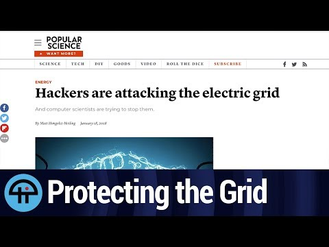 Hackers Attacking the U.S. Power Grid