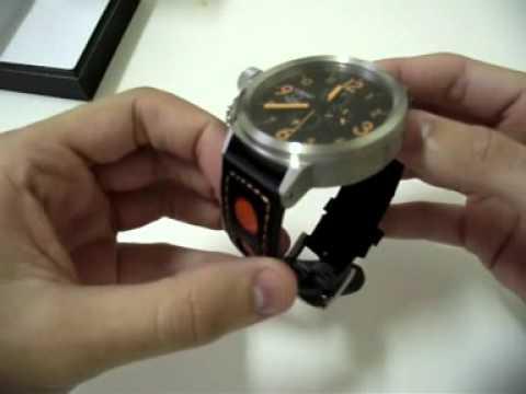 d88f2825239 Relógio U-boat - Flight Deck - Italo Fontana - YouTube