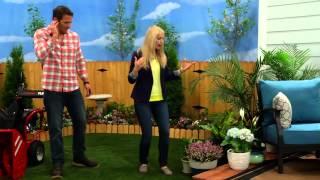 Spring DIY Tips With Chris & Peyton Lambton