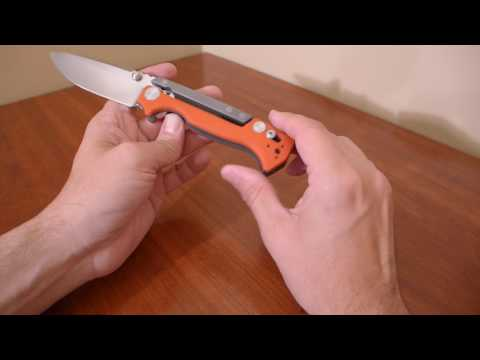 Demko Knives AD 15 Overview