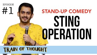Sting Operations Ruined My Life  • Episode 1 | Standup Comedy | Shashwat Maheshwari