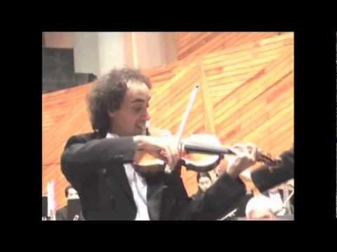 Mario Hossen. Paganini Concerto.