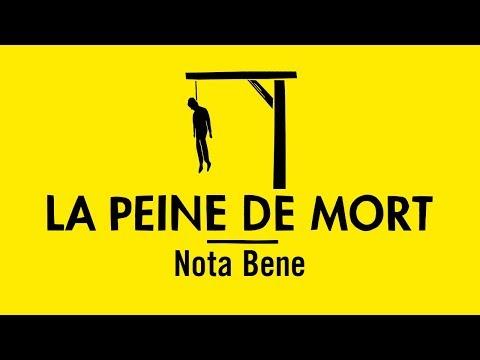 Voir pour comprendre #1 : La peine de mort (feat Nota Bene)