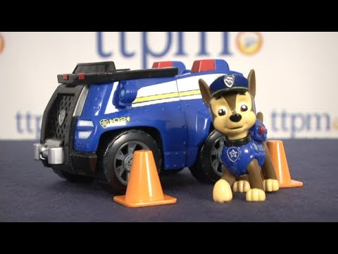 Police Car Chase Wallpaper Paw Patrol Chase S Cruiser From Spin Master Youtube