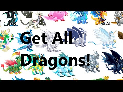 How To Breed All Dragons On Dragon City (Working 2020!)