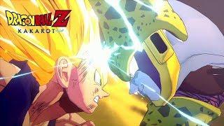 Dragon Ball Z: Kakarot - Cell Saga Trailer - PS4/XB1/PC