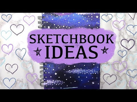 5-ways-to-fill-your-sketchbook-(part-9)-feat.-subscriber-suggestions!