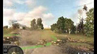World In Conflict - PC Gameplay DX9 (Close Up)