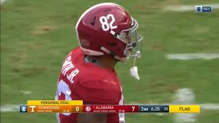 2017 - Tennessee Volunteers at Alabama Crimson Tide in 30 Minutes