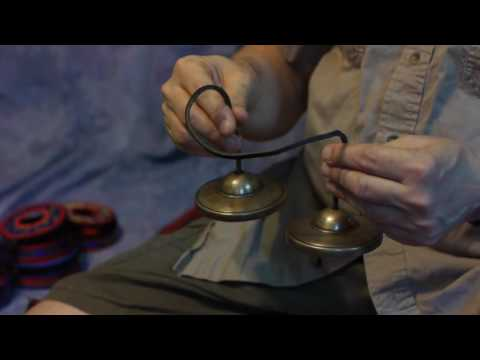 ~ Tingsha Chakra Meditation Series #8 ~ 70 min. ~ 1st/Root thru 7th/Crown