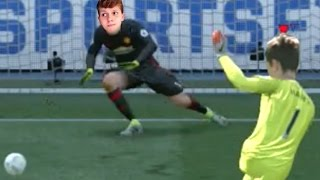 FIFA 17 | FORFEIT PENALTY CHALLENGE... THING VS WILMEZ!
