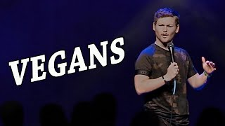 Drew Lynch Stand-Up: Why Vegans Are The Worst