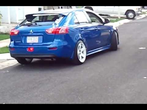 my lancer sportback gts youtube. Black Bedroom Furniture Sets. Home Design Ideas