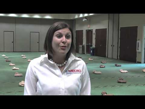 UNC Charlotte partners with Charlotte MEDIC to offer CPR training on campus