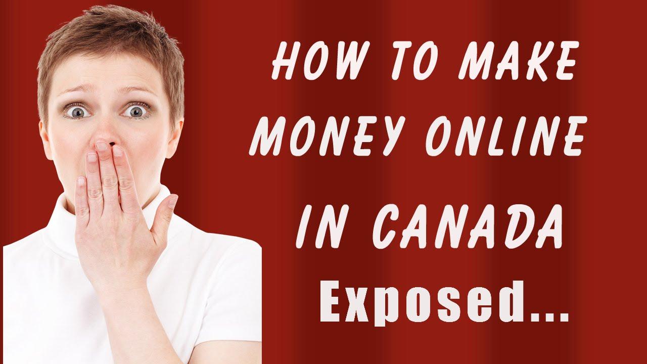 make money in canada online