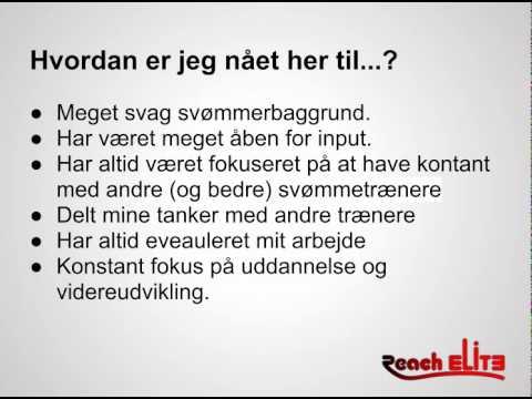 SCM Intro Dansk